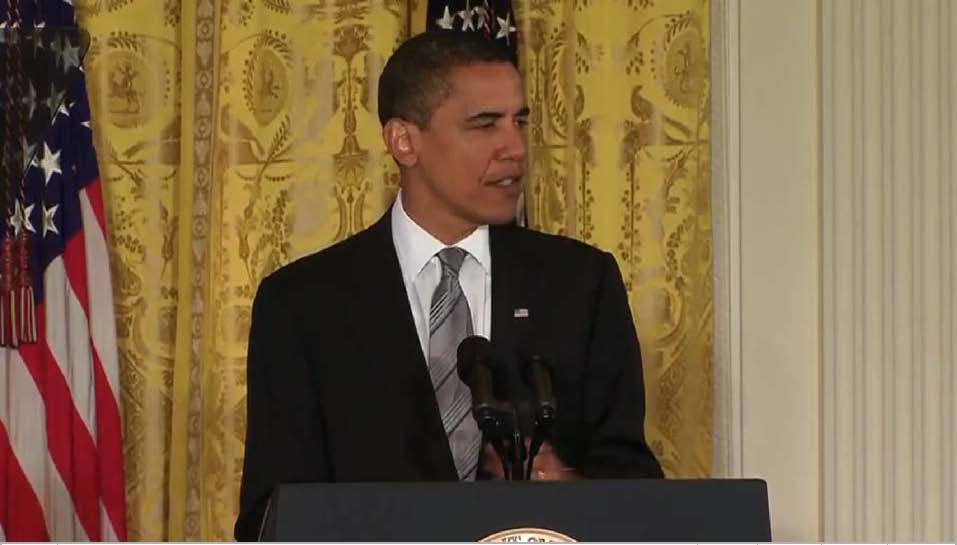 President Obama's Speech on Financial Regulatory Reform « Economic ...